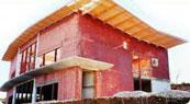 isolation thermique de la maison brique monomur. Black Bedroom Furniture Sets. Home Design Ideas