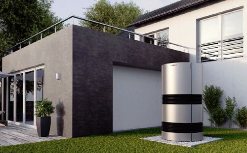 chauffage par pompe chaleur viessmann pompe chaleur air eau vitocal 300 a