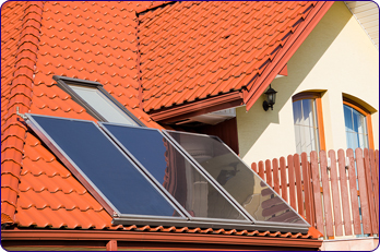 chauffage solaire et eau chaude solaire le solaire combien a co te. Black Bedroom Furniture Sets. Home Design Ideas