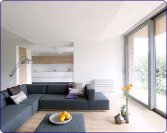 climatisation et maison bbc par philippe nunes. Black Bedroom Furniture Sets. Home Design Ideas