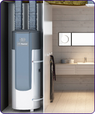 Chauffe-eau thermodynamique Aéromax de Thermor
