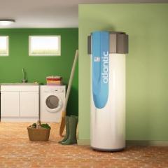 pompe chaleur et eau chaude chauffage par pompe a chaleur. Black Bedroom Furniture Sets. Home Design Ideas