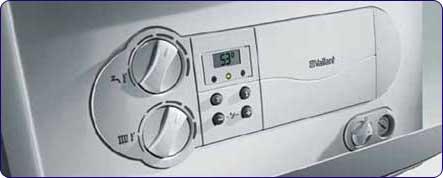 L 39 eau chaude avec une chaudi re gaz condensation par v ronique bertrand - Cuisiner au gaz ou a l electricite ...