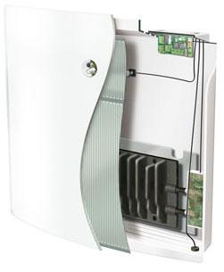 Ecorché radiateur