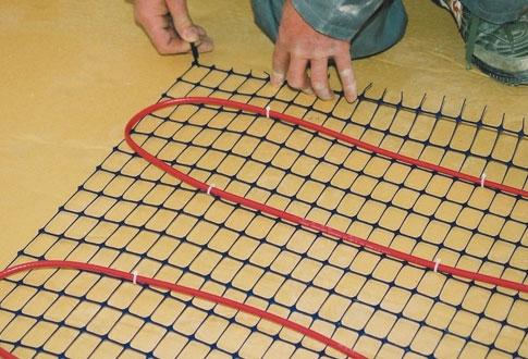 le plancher rayonnant électrique par véronique bertrand