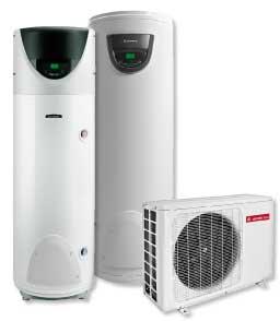 Ariston chauffe eau thermodynamiques nuos for Isoler chauffe eau garage