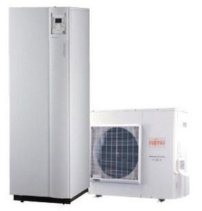 Pompe à chaleur aérothermie basse température