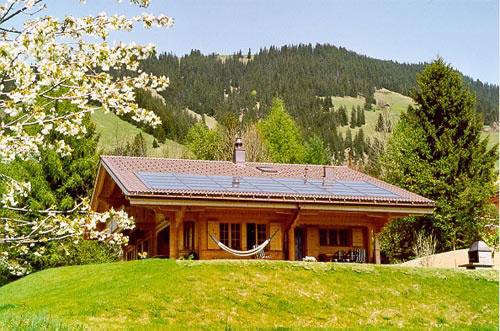 Toit solaire