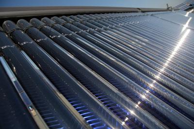 Capteurs solaires performants