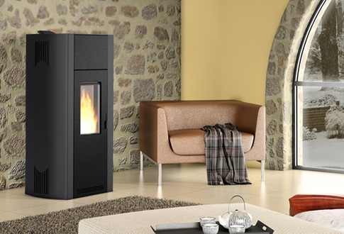 le chauffage bois en neuf et en r novation par v ronique. Black Bedroom Furniture Sets. Home Design Ideas