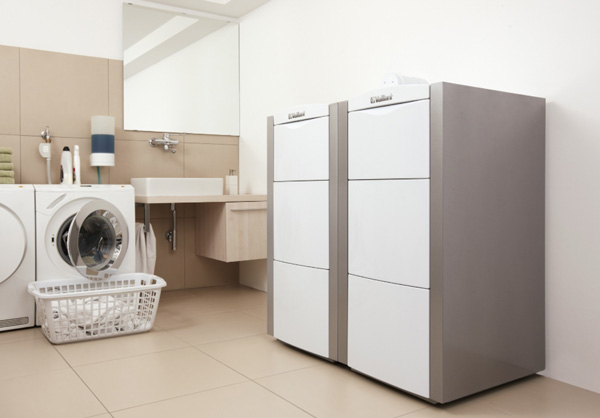 chauffage gaz condensation chauffage et ecs. Black Bedroom Furniture Sets. Home Design Ideas