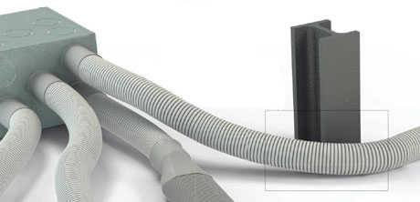 optiflex conduits souples