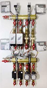 Module hydraulique gaine paliere