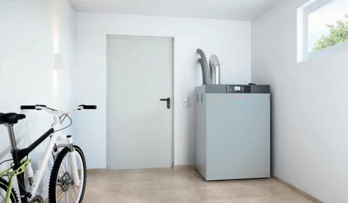 quand le chauffage bois remplace le chauffage fioul par. Black Bedroom Furniture Sets. Home Design Ideas