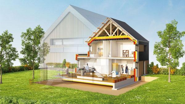 L'isolation thermique protège votre maison durant toute sa durée de vie
