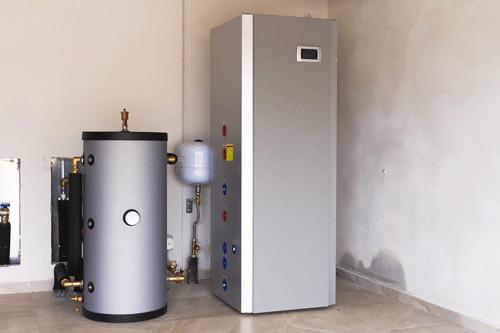 Pompe à chaleur alimentée par des panneaux PV