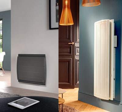 le chauffage lectrique conomique est connect par philippe nunes. Black Bedroom Furniture Sets. Home Design Ideas