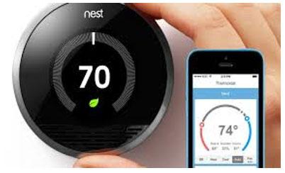 thermostats connectés