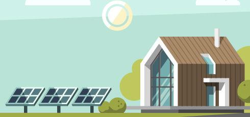 Privilégiez des petites installations autonomes photovoltaïques