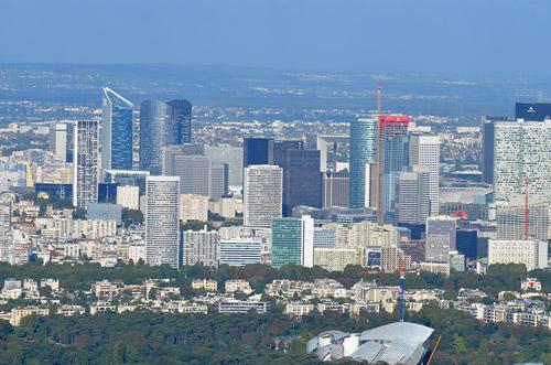 Agglomération parisienne et problème de la qualité d'air