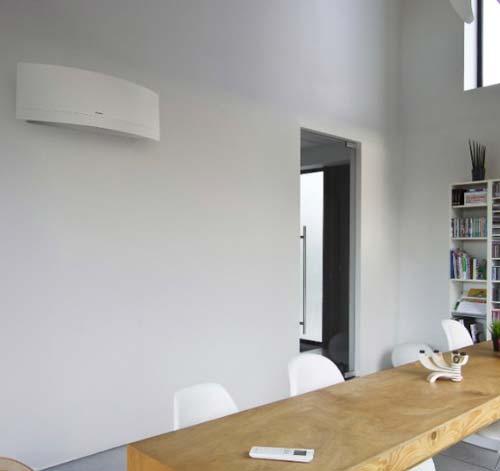 La climatisation à la maison