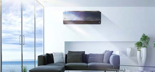 climatiseur design