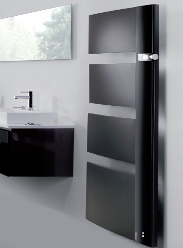 Radiateur électrique de salle de bain