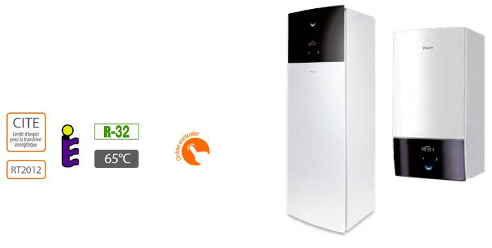 Pompe à Chaleur Rouvroy → Devis/Coût : Installation PAC Air-Eau, Aerothermie