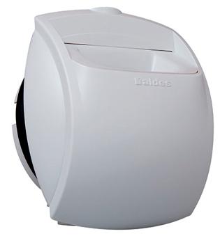 Bouche de ventilation esthétique de type hygroréglable