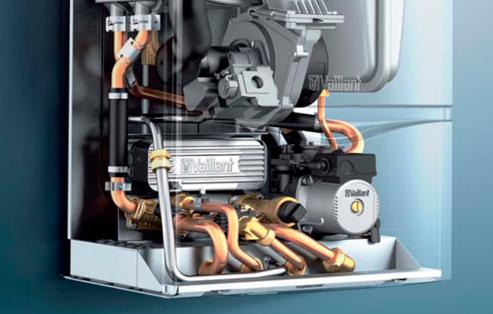 Le condenseur : le point sensible des chaudières à condensation