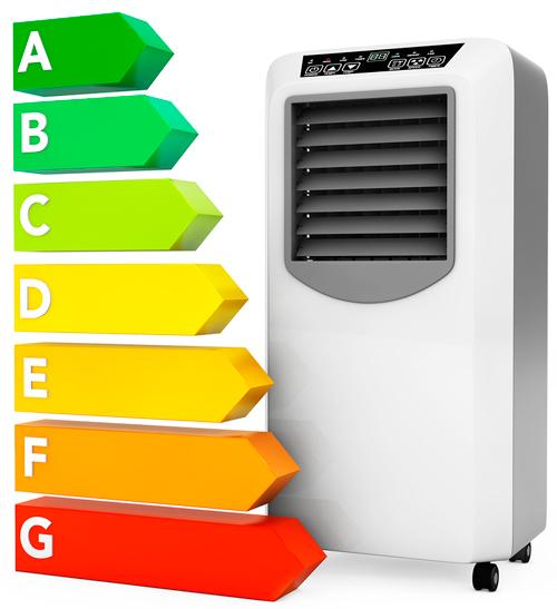 climatiseur de classe énergétique A