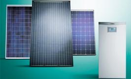 Système solaire photovoltaïque complet AuroPOWER