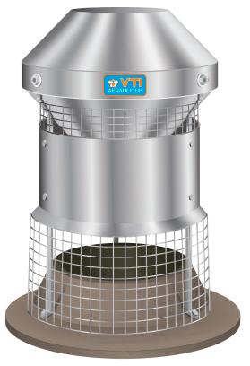 Extracteur d'air vicié
