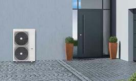 Pompe à chaleur air/eau VITOCAL 100-A