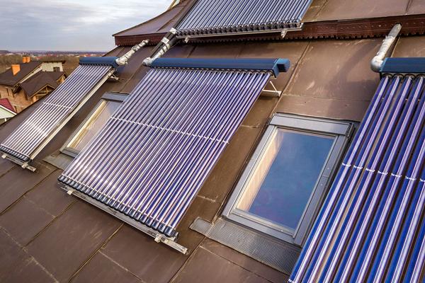 ECS collective solaire