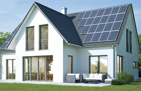 Le solaire photovoltaïque en rénovation par Jacques Ortolas