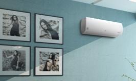 Climatiseur réversible résidentiel Prestige Dual Inverter