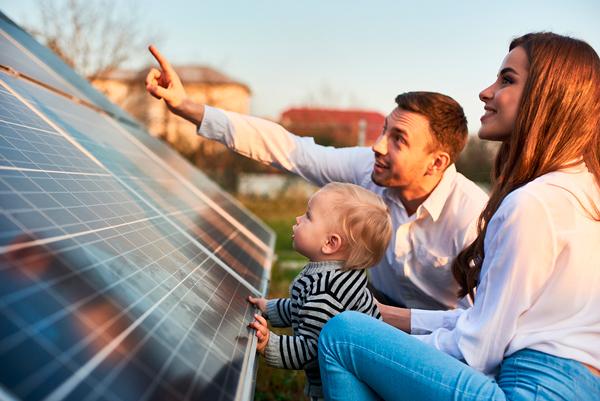 production électricité solaire photovoltaïque