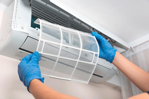 nettoyage filtre à air