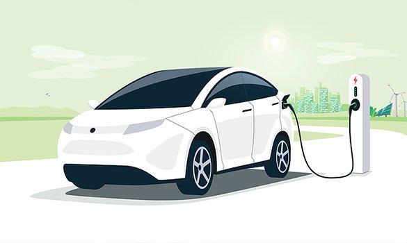 véhicule électrique électricité verte