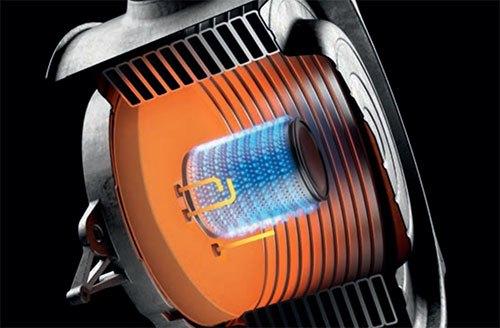 brûleur Matrix chaudière condensation