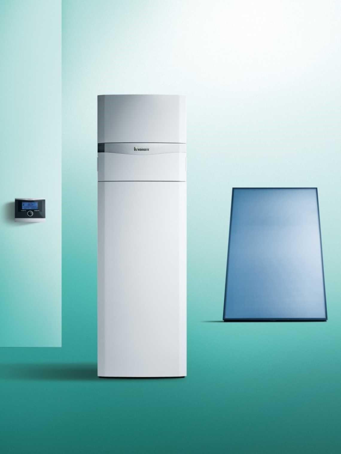 chaudière condensation panneaux solaires