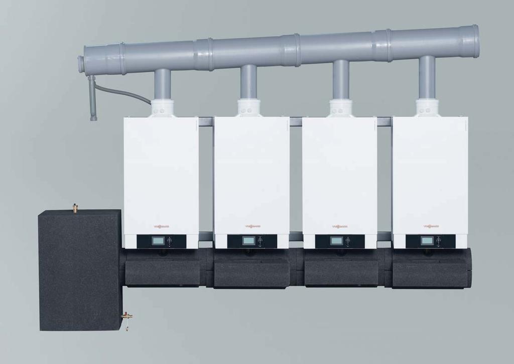 chaudière gaz rénovation copropriété