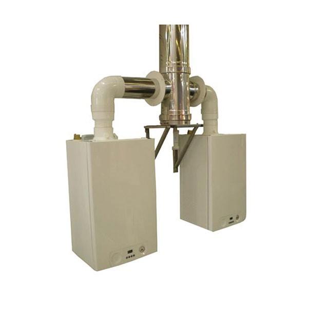 Poujoulat chaudières condensation copropriété