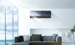Climatiseur résidentiel réversible Artcool Mirror pour un meilleur confort