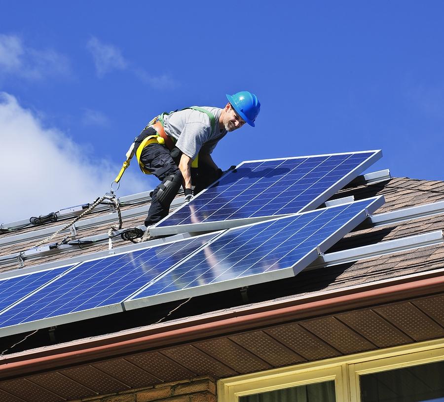 panneaux solaires PV