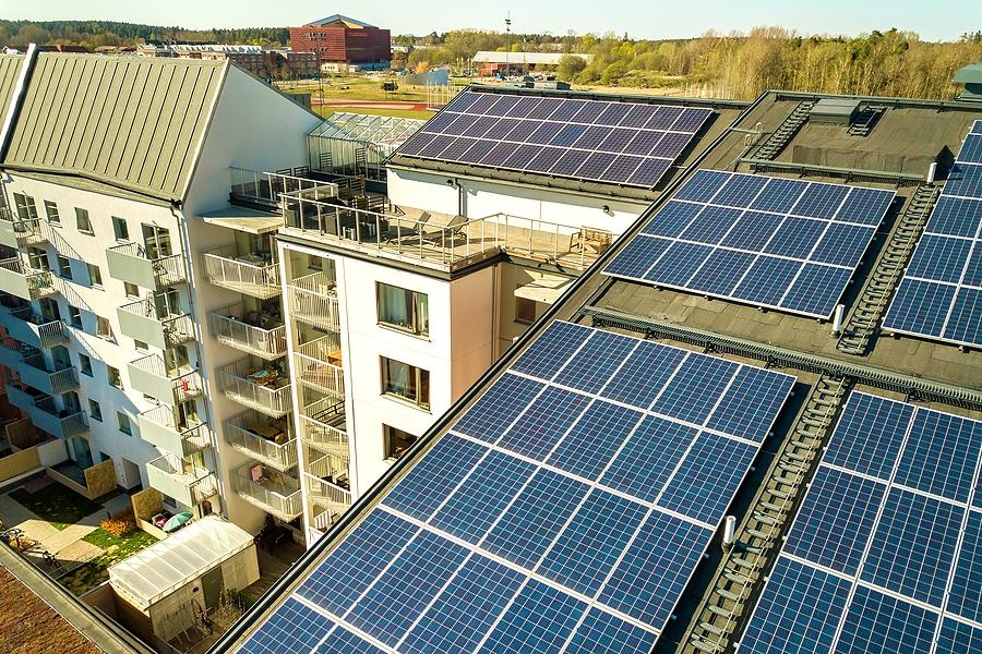 solaire photovoltaïque copropriété