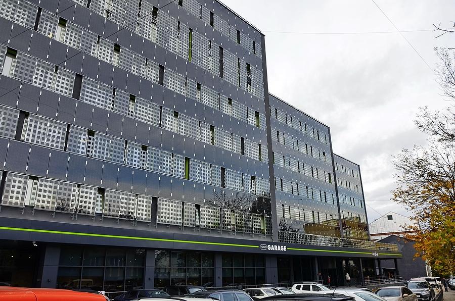 panneaux solaires façade