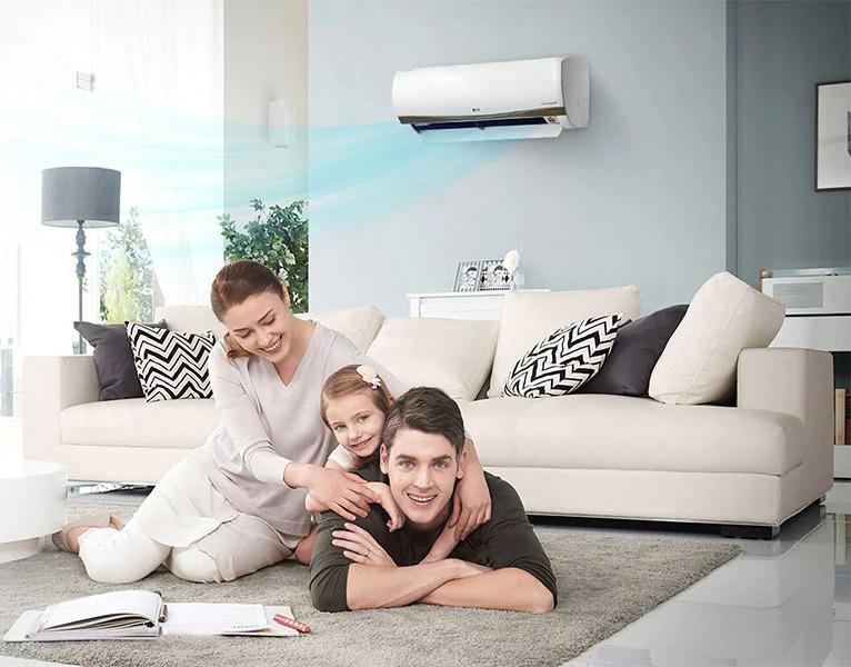 LG climatisation réversible