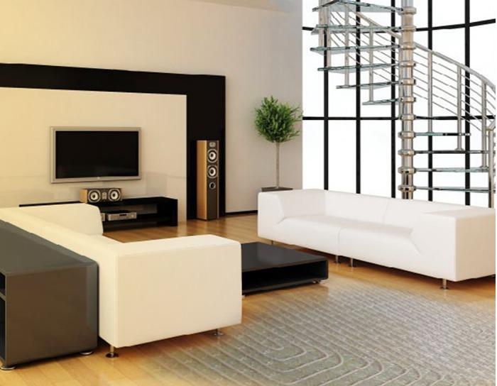 confort plancher chauffant